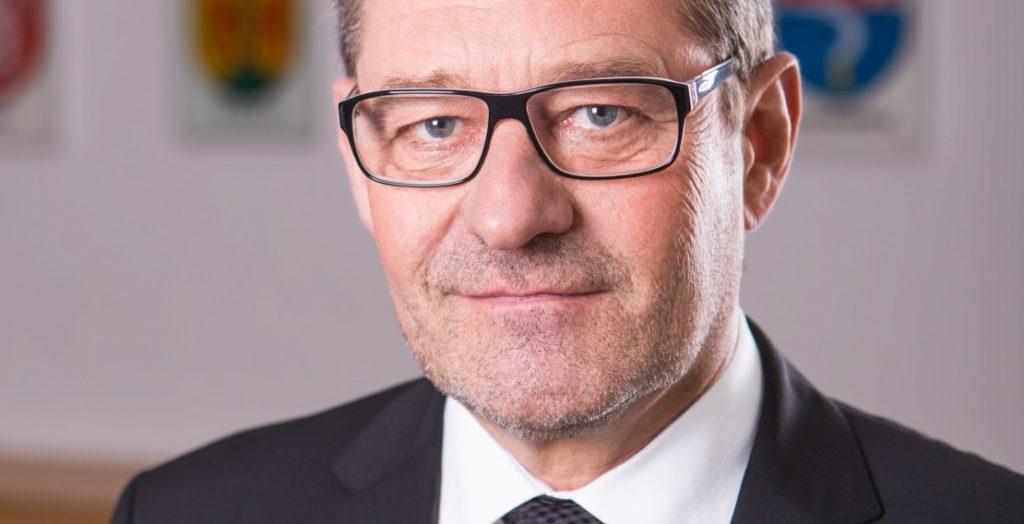 OBM Klaus-Peter Hanke aus Pirna (Quelle: Stadt Pirna/Nick Putzmann)