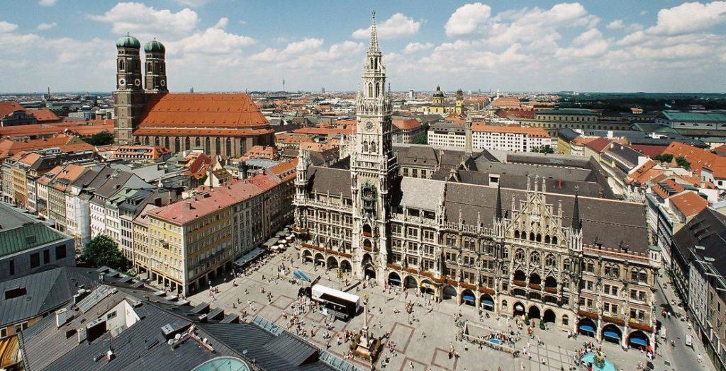 Rathaus München (Quelle: Landeshauptstadt München/Presseamt/Michael Nagy)