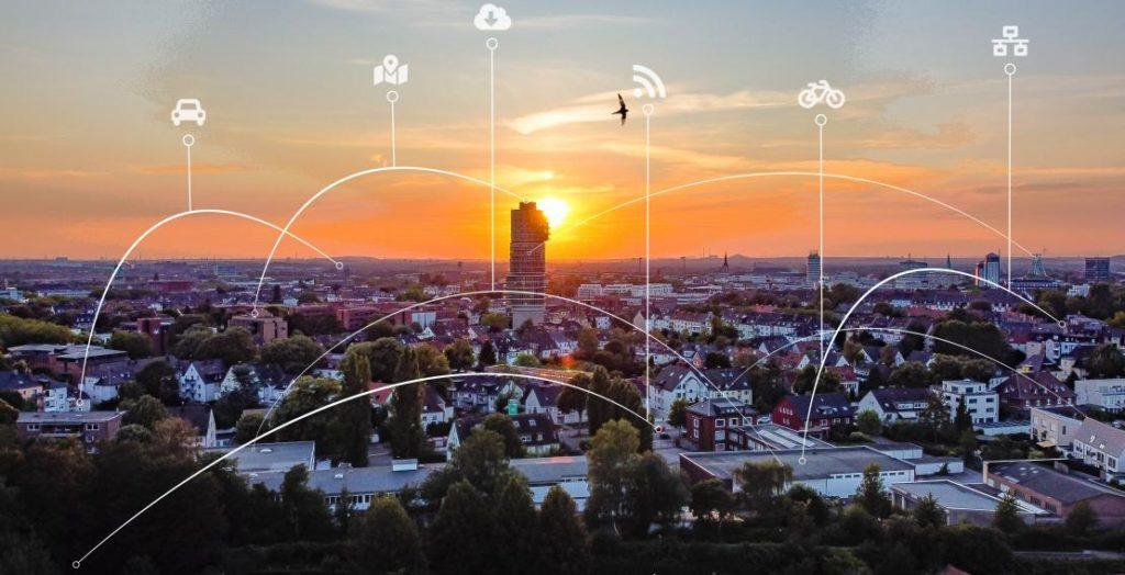 Smart City Bochum (Quelle: Stadt Bochum/Lutz Leitmann)