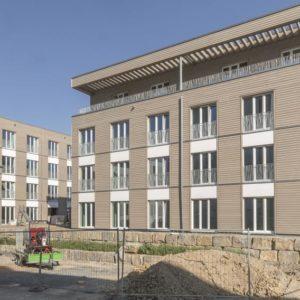 Holzbau Würzburg (Quelle: Carsten Bunnemann/GBI Holding AG)