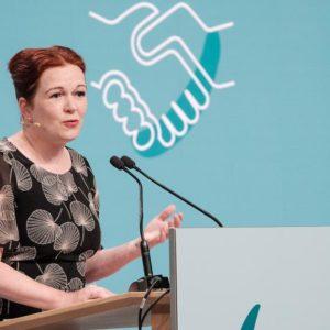 Katja Dörner (Quelle: Engagement Global/Martin Magunia)