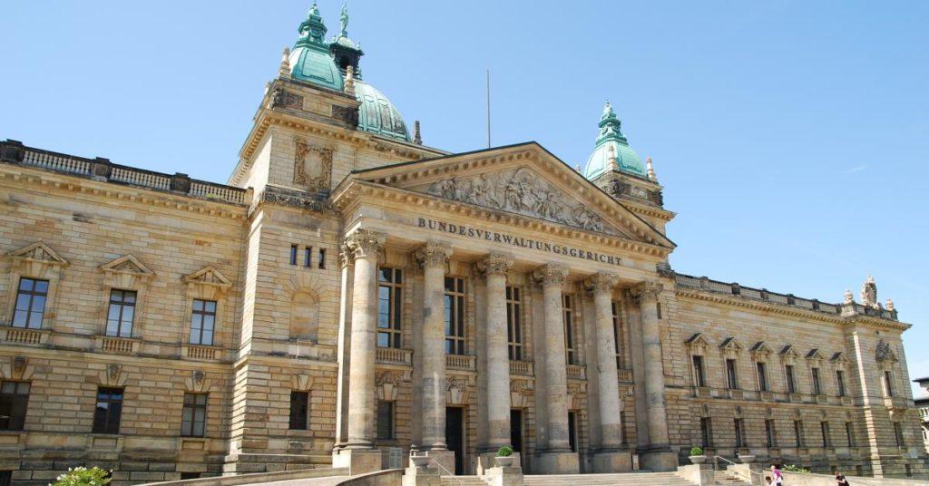Bundesverwaltungsgericht (Quelle: Stadt Leipzig/Anke Leue)