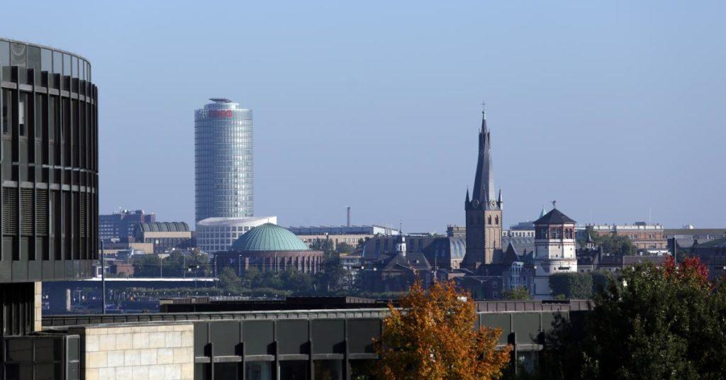 Düsseldorf Innenstadt (Quelle: Landeshauptstadt Düsseldorf/Ingo Lammert)