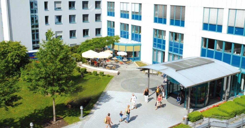 Klinikum St. Marien Amberg (Quelle: Stadt Amberg/Michael Sommer)