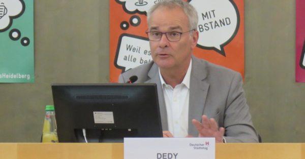 Helmut Dedy (Quelle: Andreas Erb)