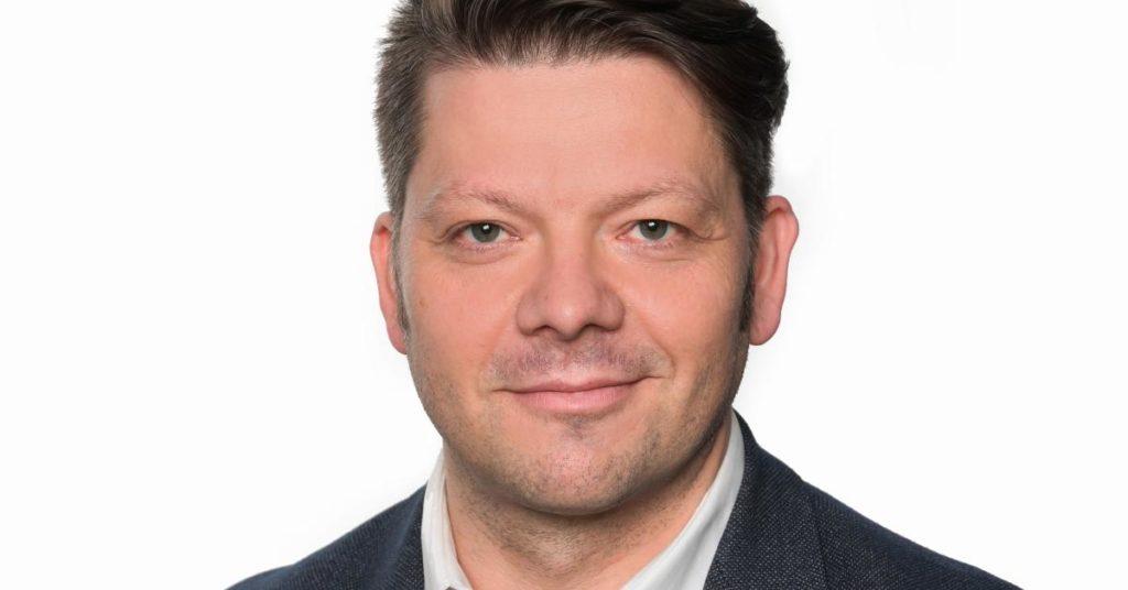OBM Thorsten Zenker aus Zittau (Quelle: Stadt Zittau)