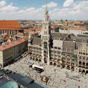 Rathaus München (Quelle: Landeshauptstadt München/Nagy/Presseamt)