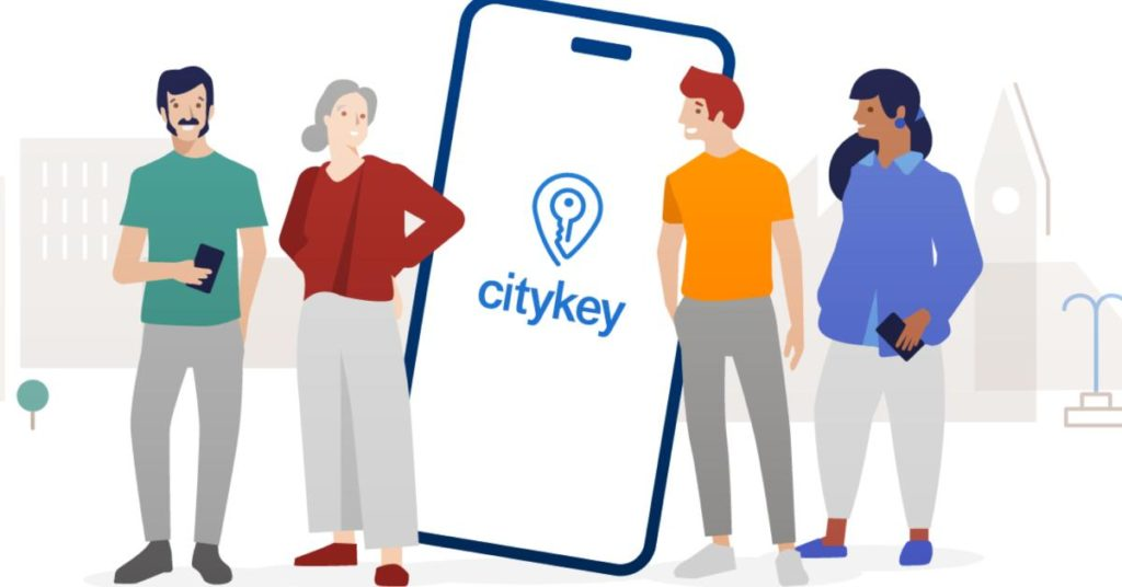 Citykey (Quelle: Deutsche Telekom)