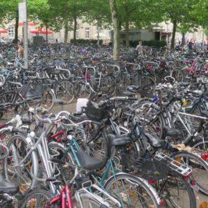 Fahrradstation in Göttingen (Quelle: Andreas Erb)