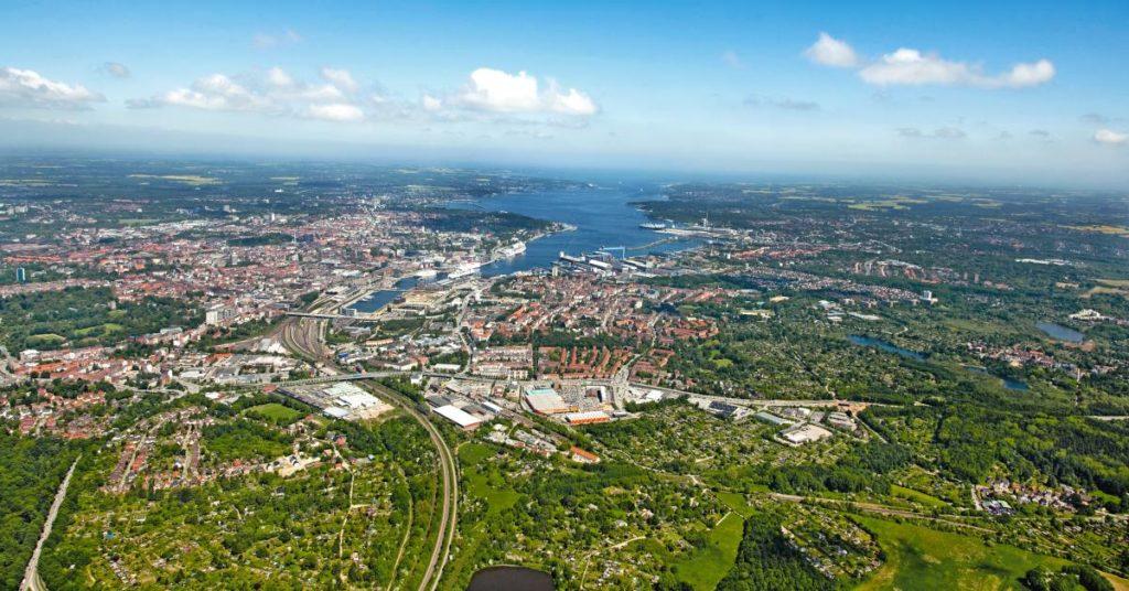 Kiel (Quelle: Landeshauptstadt Kiel/Peter Lühr)