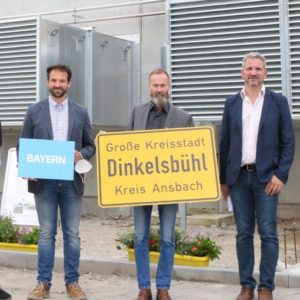 Themenwoche Strom in Dinkelsbühl (Quelle: Stadt Dinkelsbühl/Andrea Denzinger)